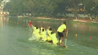 21 Jan, 2018: Cultural festival kicks off in northeastern India with vibrant boat race - ANIINDIAFILE