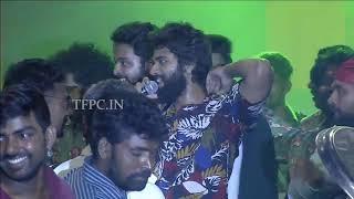 Vijay Devarakonda Teenmar Dance With Jani Master | Dear Comrade Music Festival - TFPC