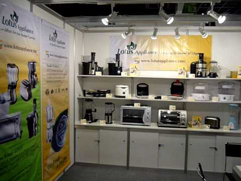 LOTUS in Dubai Trade Fair