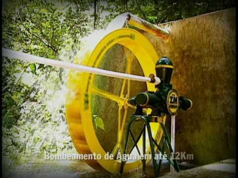 Comercial das Bombas de Roda d'Água ZM Bombas - 001