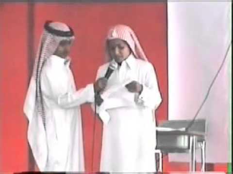 قصيدة رائعة بعنوان يامعلمي إلقاء الطالب سعود طلق العتيبي