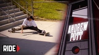Skateboarder Does the Splits – Andrew Pott