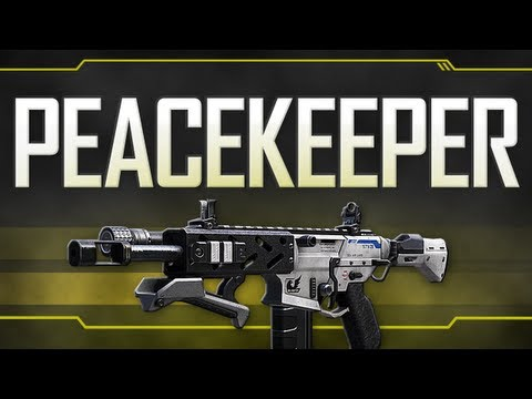 Peacekeeper - Black Ops 2 Weapon Guide