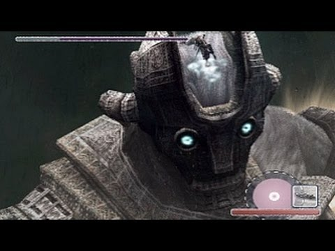 Shadow of the Colossus: Walkthrough - Last Part - Final Colossus - 16 - Malus (SotC Gameplay) [PS3]