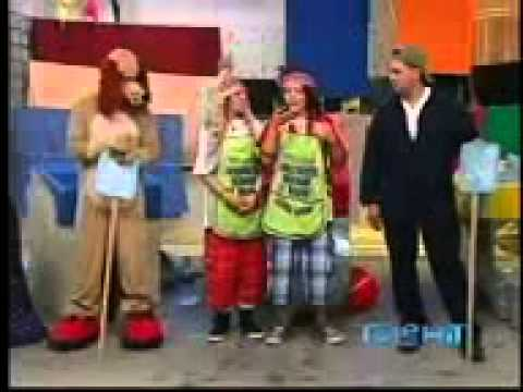 Las lavanderas (Perro Guarumo y el Pato)