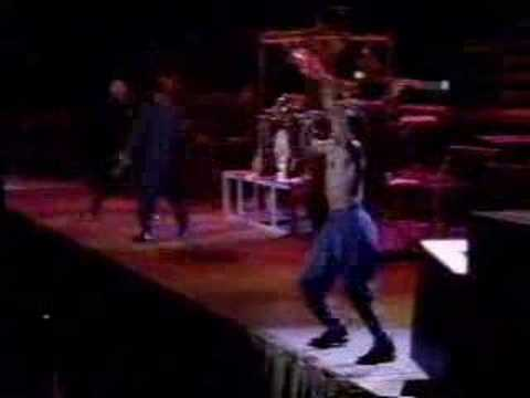 Bobby Brown live