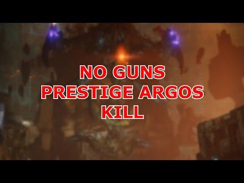 ONE PHASE NO GUNS PRESTIGE ARGOS KILL