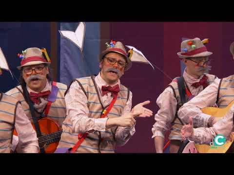 La agrupación La vuelta al cole llega al COAC 2020 en la modalidad de Chirigotas. En años anteriores (2019) concursaron en el Teatro Falla como La castigadora, consiguiendo una clasificación en el concurso de Preliminares.