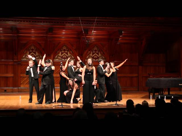 Brokenhearted (Karmin) - Harvard-Radcliffe Veritones