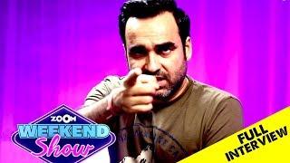 Zoom Weekend Show | Pankaj Tripathi | Full Interview | Inspiring Story - ZOOMDEKHO