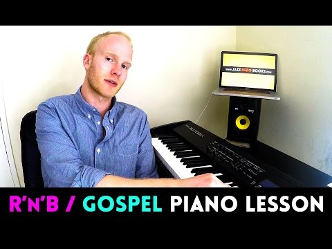 R'n'B GOSPEL PIANO LESSON