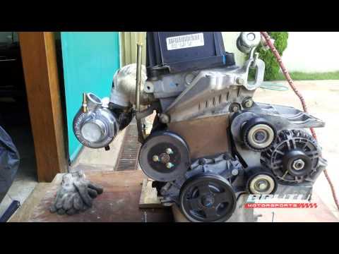 Ford Focus 1.6 Zetec Rocam Flex Turbo Intercooler - Parte 1