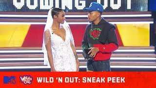 Chance the Rapper Is Ready To Propose on 'Wild 'N Out' | The Sneak Peek Show | MTV - MTV
