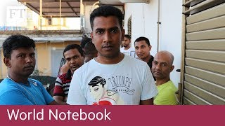 Surge in Bangladeshi migrants to Italy | World Notebook - FINANCIALTIMESVIDEOS