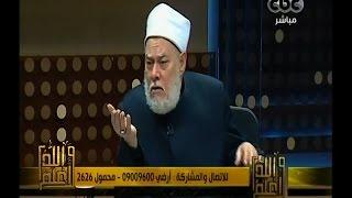 بالفيديو.. «جمعة»: «ذكاء المصريين» فوت على الإخوان إفساد المؤتمر الاقتصادي
