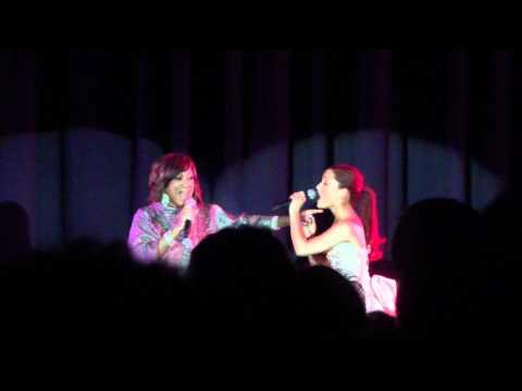 "Ariana Grande's 18th Birthday Extravaganza - ""Lady Marmalade"" ft. Patti LaBelle"