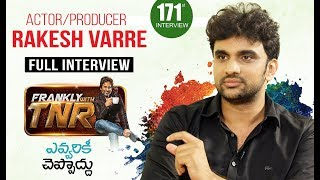 Frankly With TNR #171 - Exclusive Interview || Talking Movies With iDream - IDREAMMOVIES