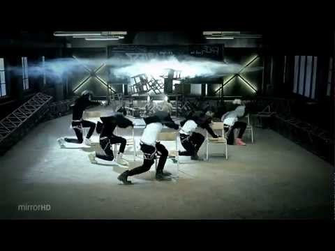 NU'EST - Face mirrored Dance ver.