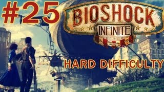 BioShock Infinite Walkthrough HD PC Plaza Of Zeal Cipher + The Good Time Club All Collectibles P25