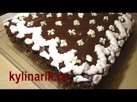 Шоколадный торт бисквитный торт