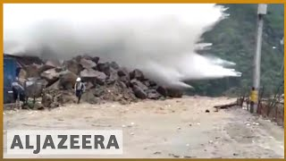 🇨🇴Colombia evacuates thousands amid fears dam may burst - ALJAZEERAENGLISH