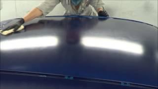 Как покрасить авто своими руками. Покраска крыши