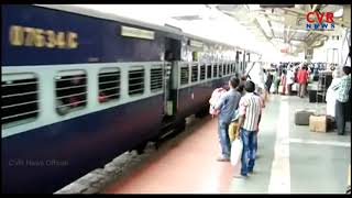 Indian Railways passengers note : Indian Railways cancels several train services | CVR News - CVRNEWSOFFICIAL