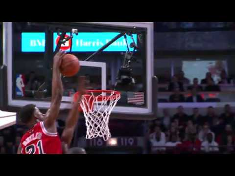 NBA CIRCLE - Miami Heat Vs Chicago Bulls Highlights 27 March 2013