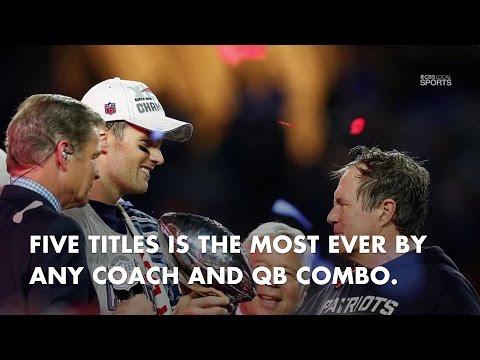Is Brady/Belichick The Best Duo Ever?