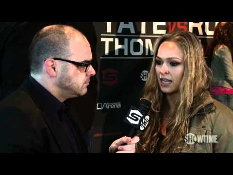 Strikeforce - Ronda Rousey: Pre-Fight Interview - Tate vs. Rousey - SHOWTIME