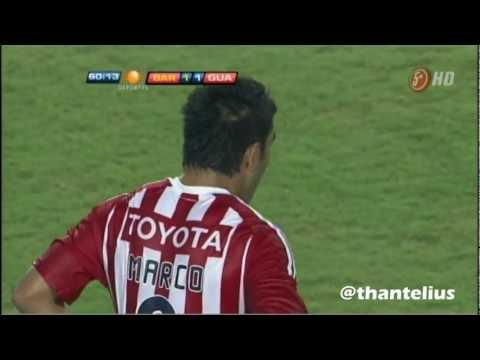 FC Barcelona vs Chivas Marco Fabian Goals Highlights HQ HD