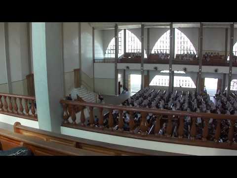 CCB Central de BH Reunião para mocidade dia  14/08/11