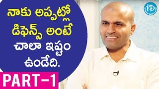 Professional Mountaineer Shekhar Babu Bachinepally Interview - Part #1 || Dil Se With Anjali - IDREAMMOVIES
