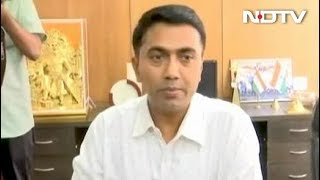 गोवा के नए CM प्रमोद सावंत ने संभाला कामकाज - NDTVINDIA