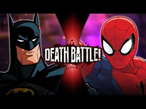 Batman VS Spider-Man | DEATH BATTLE! | ScrewAttack!