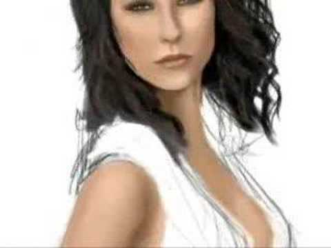 Photoshop speed painting - Jennifer love Hewitt by Nico