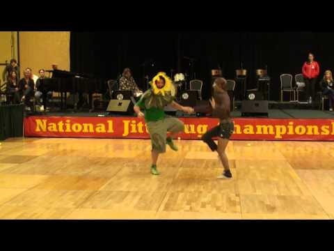 Camp Hollywood NJC 2011 - Showcase - Doug Silton & Angel Jenkins