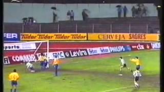 Uniao da Madeira - 1 Sporting - 5 de 1991/1992