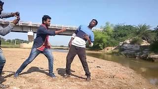 Making Video of ASURAVAIRI - Telugu Short Film - 2017 - Mana Zindagi - YOUTUBE