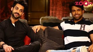 Rithvik & Karan Talk About The MOST RIDICULOUS Scenes They've Ever Done | Open House With Renil - ZOOMDEKHO