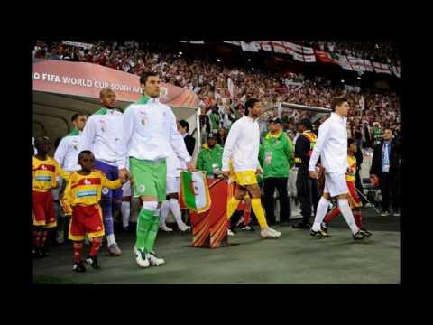 Algérie vs Angleterre: Analyse de l'Algérie !