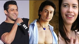 Bollywood News in 1 minute - 29/10/2014 - Tiger Shroff, Salman Khan, Kalki Koechlin - ZOOMDEKHO