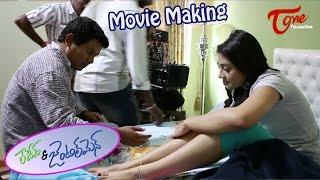 Making of Ladies & Gentlemen Movie | Chaitanya Krishna | Mahat Raghavendra - TELUGUONE