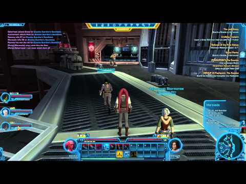 SWTOR: Jedi Knight, Guardian - Walkthrough Part 21 - The Esseles: Part 5 (SWTOR Gameplay)