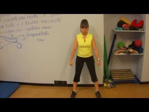 Esercizi per le gambe da fare a casa