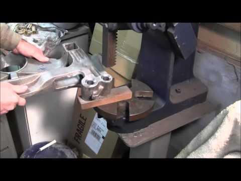 Mattracks Part 13 Mail Call: ATV Mattracks Repair