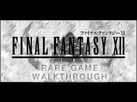 FINAL FANTASY XII Urutan Exile Rare Game Walkthrough Part 61
