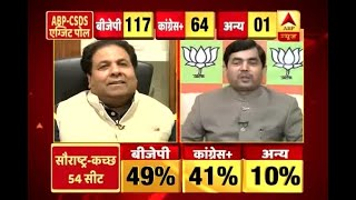 #ABPExitPoll: Congress MP Rajeev Shukla says 'Exit Poll results not the reality - ABPNEWSTV