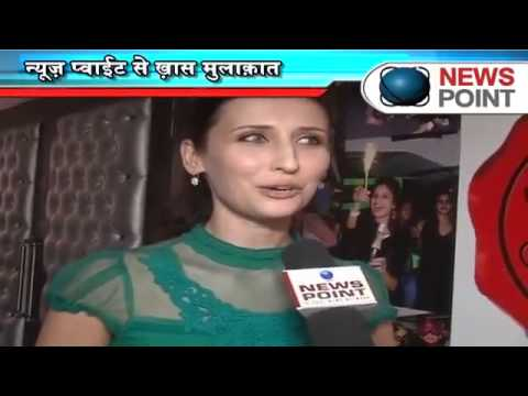 Newspoint Exclusive In conversation with bollywood Item girl Claudia Ciesla