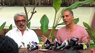 """Main Personally Chahta Hoon Padmaavat Solo Release Hojaye"": Akshay Kumar - HUNGAMA"